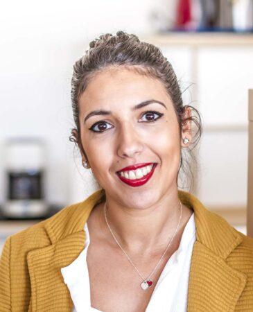 Immagine profile del consulente Yasmine Kahouachi
